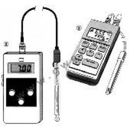Brenner ph- Meter- Kofferset