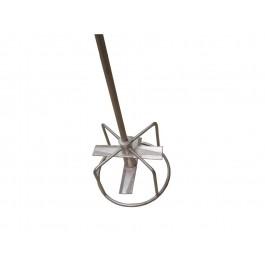 Schneid- und Rührwerk (Maischequirl). Standard mit Schutzkorb