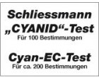 Schliessmann-Cyanid-Test