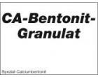 CA-Bentonit-Granulat 20 kg Sack