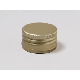 Flaschenverschraubung PP31.5 gold, versch. VPE