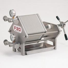 Schichtenfilter F20 Z aus Edelstahl