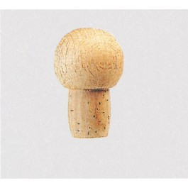Holz-Griffkorken Kugel