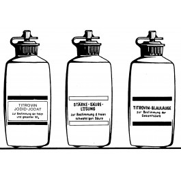 Titrovin Blaulauge für Gesamtsäure. 250 ml