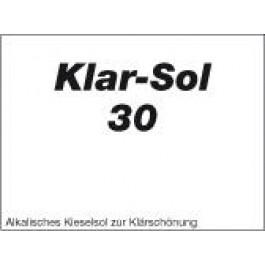 Klar-Sol 30 10 kg Kanister  Preis/kg