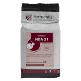 Trockenreinzuchthefen NDA21, 500 g Gebinde