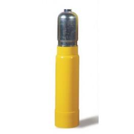 SO-2 - Stahlflasche  2,5 kg ohne Füllung