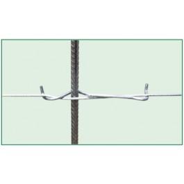 Sticofix Gr.1 Halteklammer für Stäbe 5-10 mm