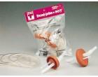 ENOL Demi-John-Kit mit 2 Gummikappen