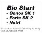 Bi-Start 1 Step für 50.000 Ltr.