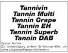 Tannivin Superb 100 gr Gebinde