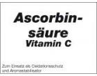 Ascorbinsäure Vitamin C . Gebinde 1 kg