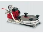 ENOL Schichtenfilter (Rundfilter) R22 VA mit Messing Kreiselpumpe