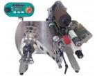 Halbautomatische Etikettiermaschine M2R für Selbstklebeetiketten