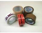Packband 50 mm für Handabroller, braun