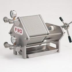 ENOL Schichtenfilter F20 Z aus Edelstahl