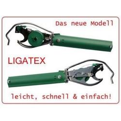 Ligatex Rebenbindegerät Koffer-Set inkl. 8 Drahtrollen 0,4 mm und Ölspray