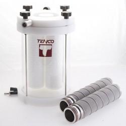ENOL Tandem Professional Filter mit Pyrex-Behälter, ohne Kerzen